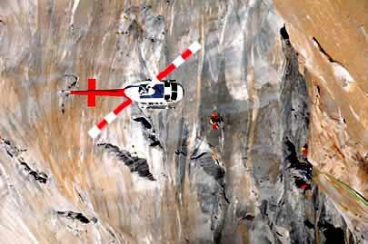 JoCoSAR Blog: Another Daring Rescue at Yosemite National